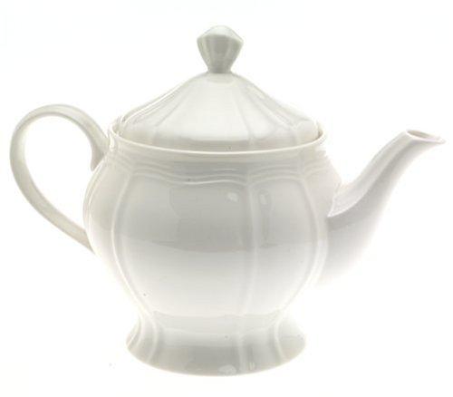 Mikasa Antique White Tea Server, 46 Ounce 0