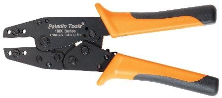 Paladin Tools 1600 Series Fiber Optic Professional Crimper For SC ST Connectors 2668 Die Set