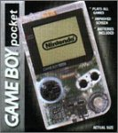 Game Boy Pocket transparent
