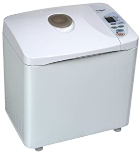 Low Price Panasonic SD-YD250 Automatic Bread Maker with Yeast Dispenser  White