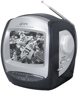 GPX-TV-524-5-Bw-Tv-with-Amfm-Radio