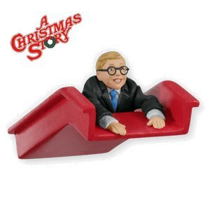 Poor Ralphies One Chance A Christmas Story 2010 Hallmark Ornament - QXI2136