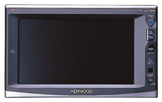 KENWOOD LZ-700W touch Panel 7-Inch TFT Active Matrix Wide Television (LZ700W) Made In Japan (Made In Japan Tv compare prices)