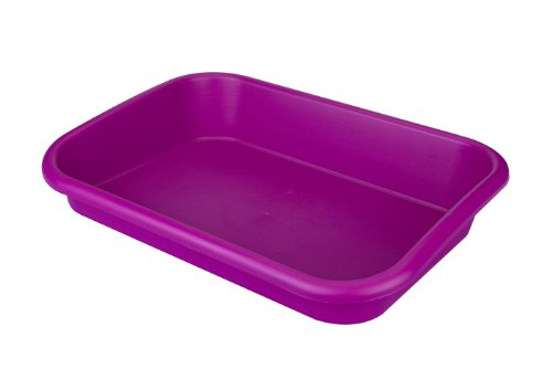 Elho 6871105923500 Green Basics Garden Tray - Cherry