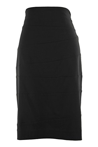 Class Roberto Cavalli Womens Pencil Skirt - Black Polyamide
