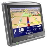 ZAGG invisibleSHIELD TOMGO720S for TomTom GO 720//730 Screen Invisible Shield Clear
