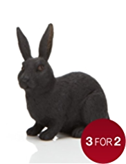 Black Rabbit Toy