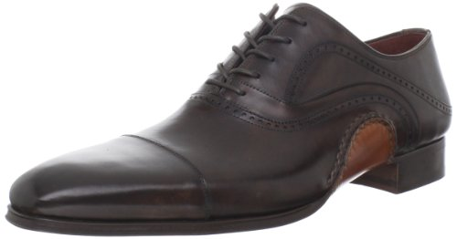 Magnanni Men's Xavier Oxford,Brown,10.5 M US