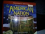 American Nation: Beginnings Through 1877 (0130588512) by Davidson