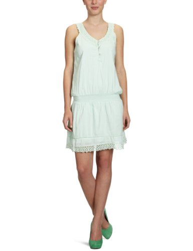Damen Kleid mini 10075622 Pixie Short Dress Gr. 40 L Trkis MOONLIGHT JADE