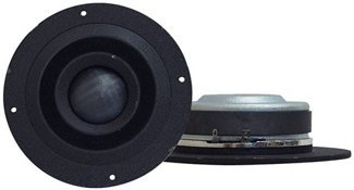 Pyle-Pro Pdmr9 - 5'' Dome Type Midrange Speaker