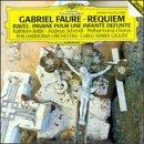 echange, troc  - Fauré : Requiem - Ravel : Pavane pour une infante défunte