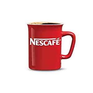 Greek Nescafe Classic Original Red Mug from Nestle
