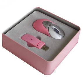 The Pink PC Kit