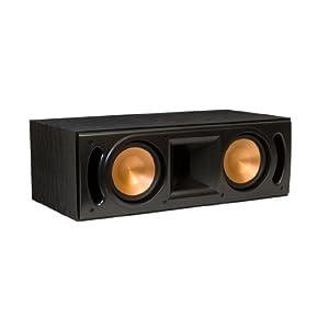 Klipsch RC-62 II Reference Series Center Channel Loudspeaker - Each (Black)