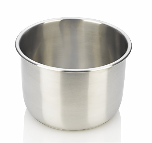 Fagor 670041870 Stainless Steel Removable Cooking Pot For Electric Cooker, 6-Quart, Silver