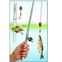 Pen Fishing Rod Set