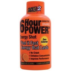 6 Hour Power Energy Shot Orang [Health And Beauty]