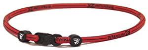Brett Bros T2x Necklace (Small, Red)