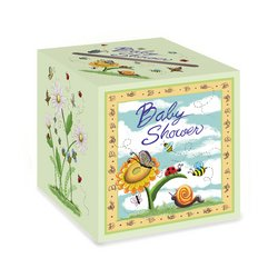 Baby Shower Card Box - 1