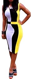 Explosion Models Womens Sleeveless Bo…