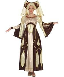 Adult Renaissance Queen Costume Grand Heritage