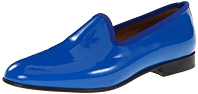 Del Toro Men's WG005 Oxford,Royal/Royal Blue,9 M US