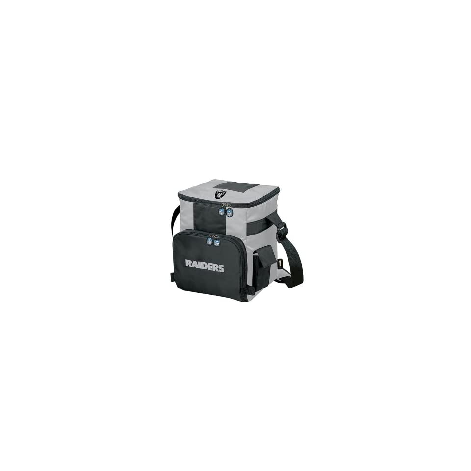 Oakland Raiders NFL 18 Can Cooler Bag