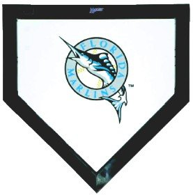 Florida Marlins Official Home Plate by Caseys