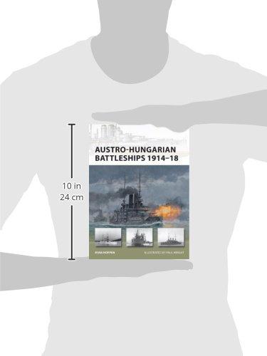 Austro-Hungarian Battleships 1914-18 (New Vanguard)