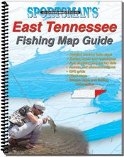 East tennessee fishing map guide fishing for Tennessee fishing guide