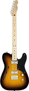 Fender Cabronita Telecaster Thinline, Maple Fingerboard - 2-Color Sunburst