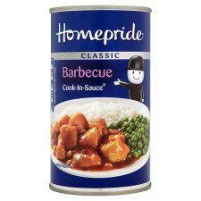 Homepride Classic Barbeque Cook-In Sauce 500G