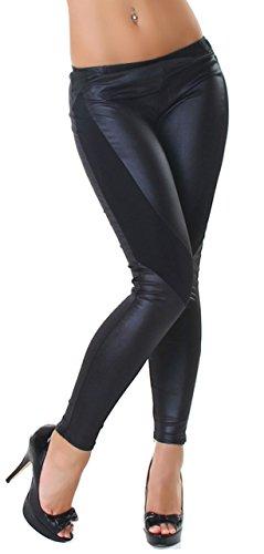 Veryzen Damen Leggings lang in verschiedenen Design-Varianten