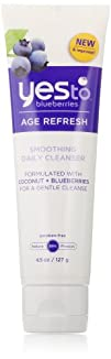 Yes To Blueberries Smoothing Cleanser 4.5 Ounce