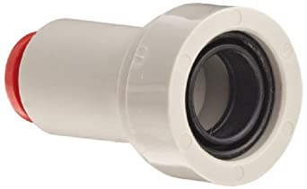 "SMC KDMS-01 PBT Multi-Connector Socket, 1/8"" Tube OD"