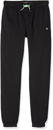 Quiksilver Everyday-Pantalone da jogging, da ragazzo, colore: nero, taglia: 16 anni (taglia del produttore: XL/16)