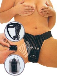 Remote Pantyblack Underwear Control Fantasy  Size