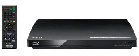 ソニー ブルーレイディスク/DVDプレーヤー BDP-S190
