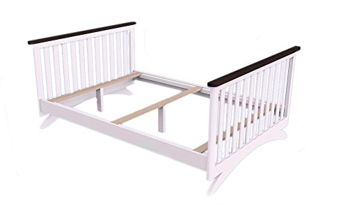 Eden Baby Furniture Infant Toddler Madison Extensional Kit White
