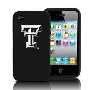 Tribeca Texas Tech Iphone 4 Silicone Case