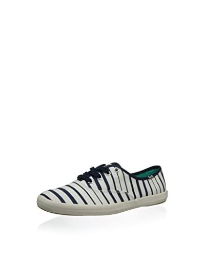 Keds Women's Champion Pop Stripe Fashion Sneaker