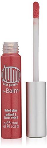 Thebalm Lip Lip Lip Gloss teinté rose Mon Lemonade