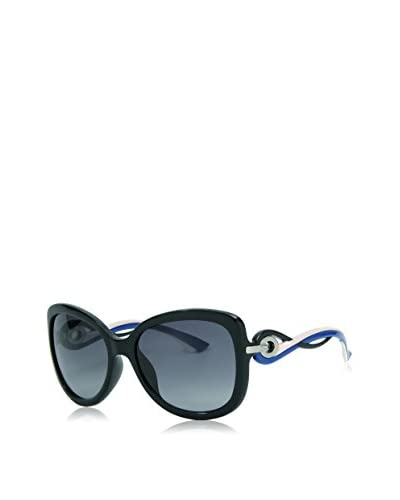 Christian Dior Occhiali da sole Diortwisting Jws (58 mm) Nero/Bianco/Blu