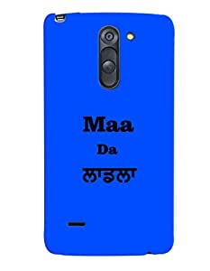 MakeMyCase Maa Da Ladla ForLG G3 Stylus