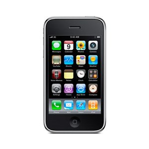 Apple iPhone 3GS 16GB SIM-Free - Black Black Friday & Cyber Monday 2014