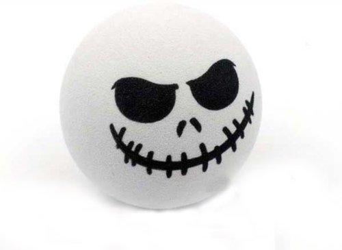 Nightmare Before Christmas Jack Skellington Zombie Face Car Truck SUV Antenna Topper