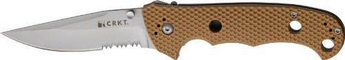 Crkt Knives Hammond Desert Tan Cruiser 7914Din