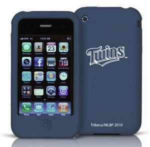 Tribeca Minnesota Twins Iphone 3g / 3gs Silicone Case