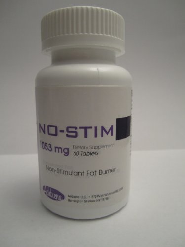 No-Stim: JITTER FREE FAT-BURNER